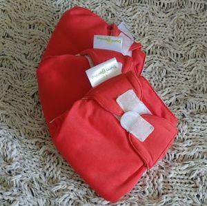 Bumgenius Newborn AIO Cloth Diaper (Set of 3)